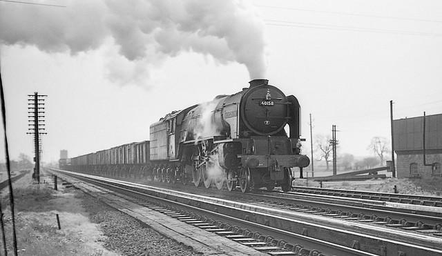 South Muskham Nottinghamshire 4th May 1963