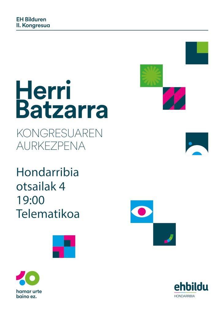 II kongresua Hondarribia