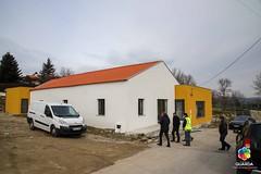 Visita a obras na Freguesia