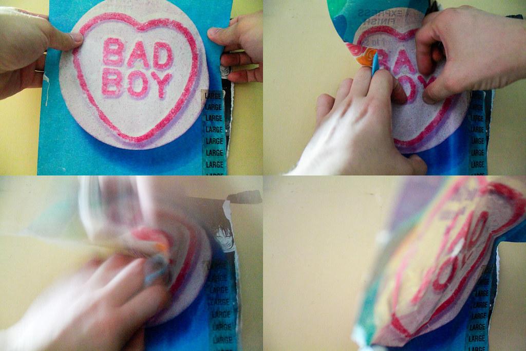 Bad boy no more