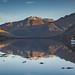 Sunrise over Loch Duich, Scottish Highlands