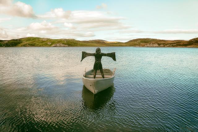 Baintighearna an Loch..