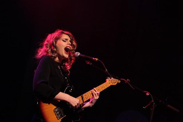 Anna Calvi, 2014