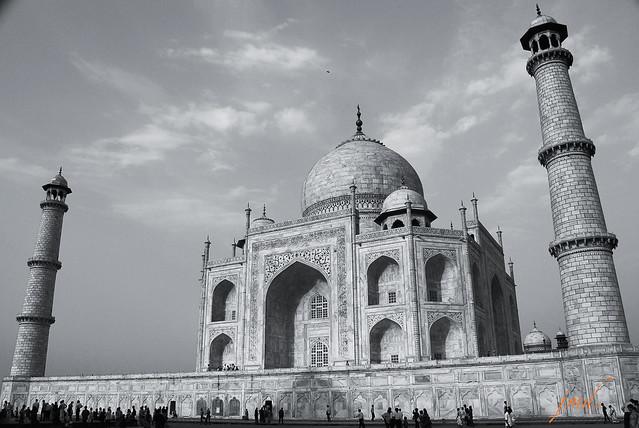 Taj Mahal, Agra, Inde (In explore #2 03/02/2021)