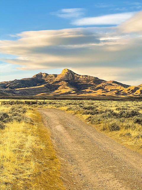 Heart Mountain view