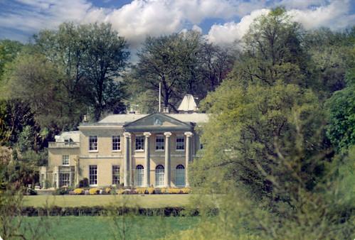 laverstokehouse laverstoke house mansion statelyhome building basingstoke hampshire england spring may 1980 20thcentury