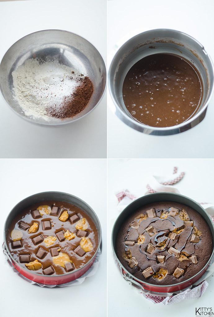 Choco-Caramel Bomba