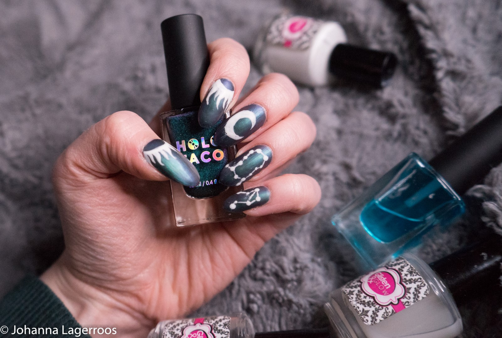 celestial nails