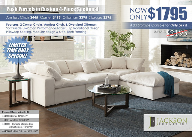 Posh Porcelain Custom Sectional Jackson Furniture_4445_Updated_2021