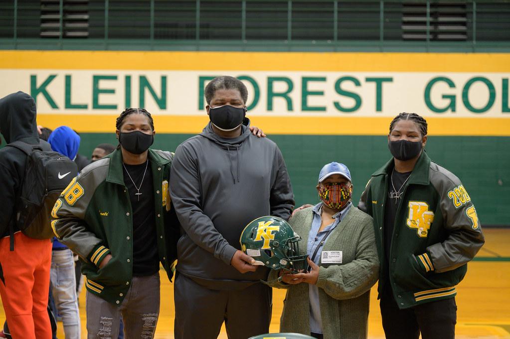 2021 Klein Forest Signing Day