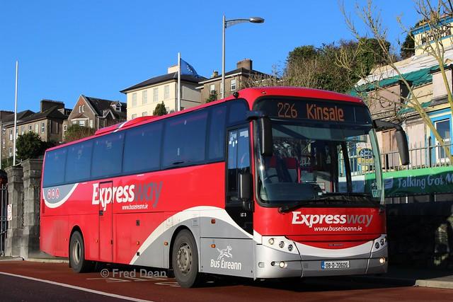 Bus Eireann LC3 (08D70605),