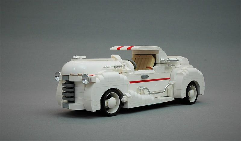 1948 Silver Wraith concept car