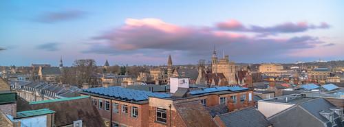 outdoor cityscape england europe evening longexposure oxbridgecolleges oxford oxfordcolleges oxfordshire sky sunset twilight universityofoxford 午后 天 天空 市容 日落 暮 暮色 欧洲 牛津 牛津大学 英国 长时间曝光