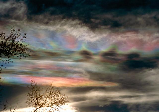 Nacreous Clouds (PSC) - film