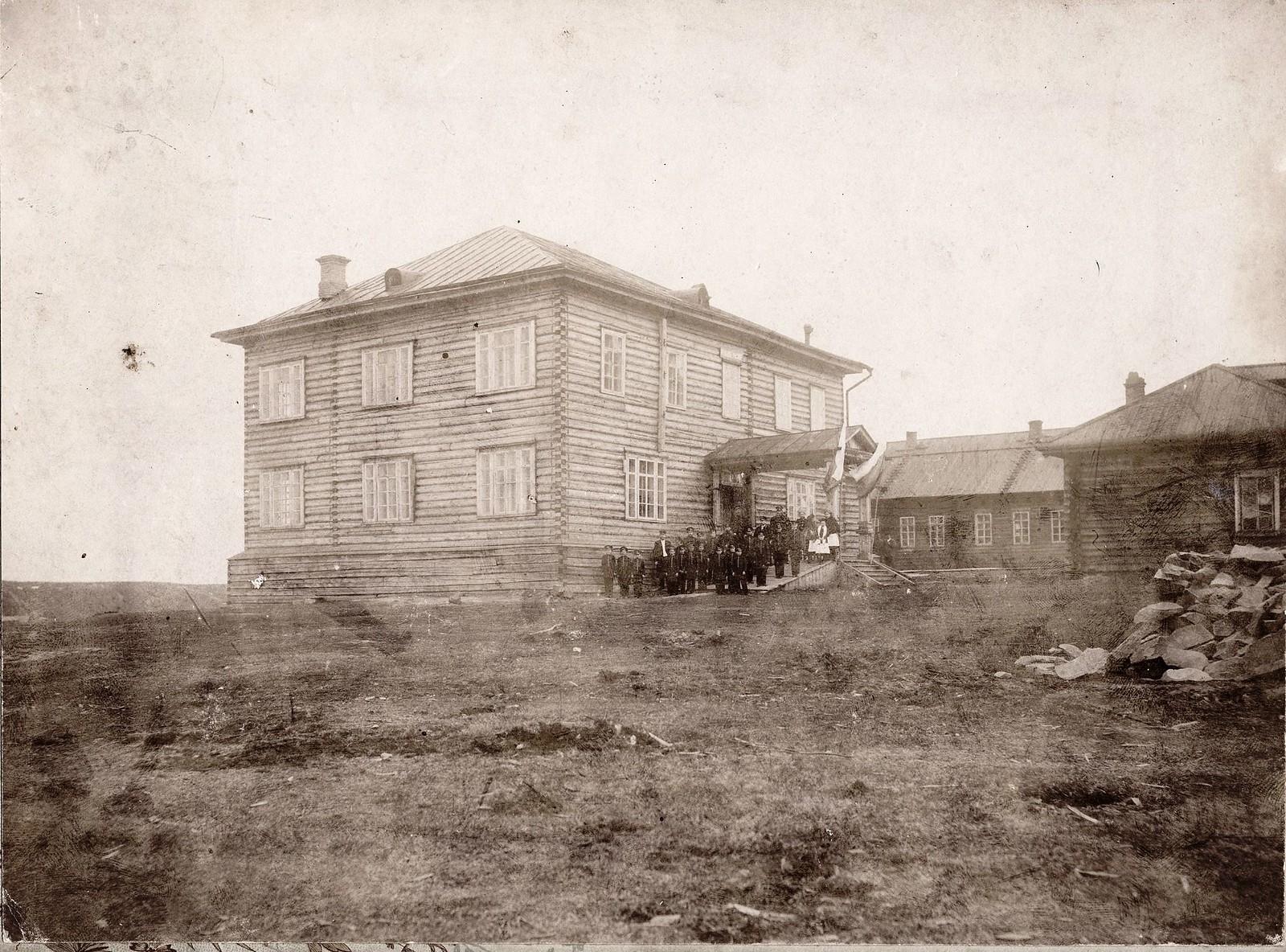 18. Александровское реальное училище. 1903