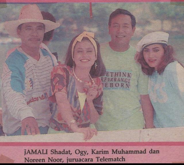 Jamali Shadat Meninggal Dunia