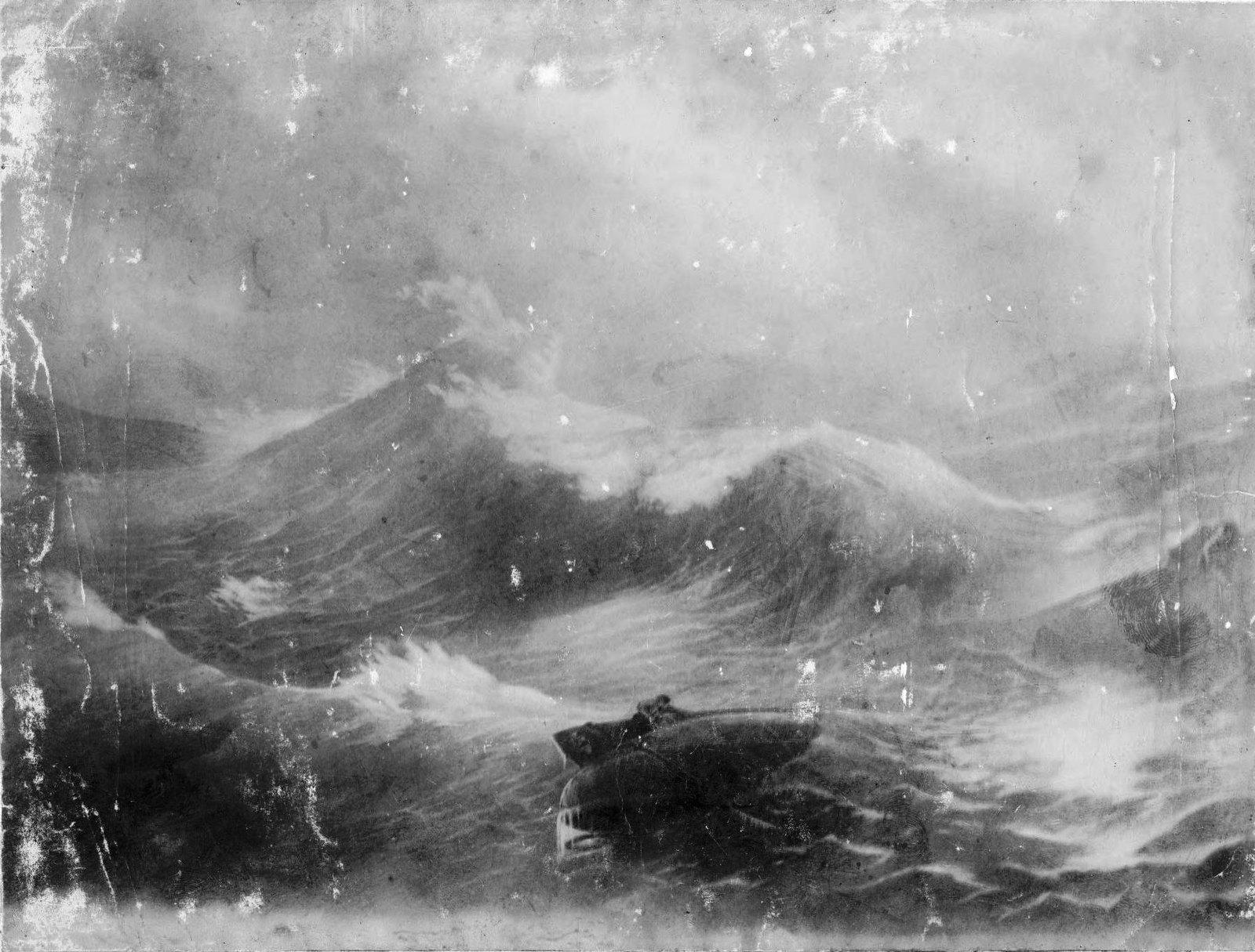 19. Гибель катера «Князь Шаховский» в 1903