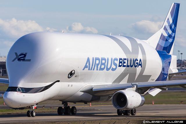 Airbus Transport International  Airbus A330-743L Beluga XL cn 1853 F-GXLH