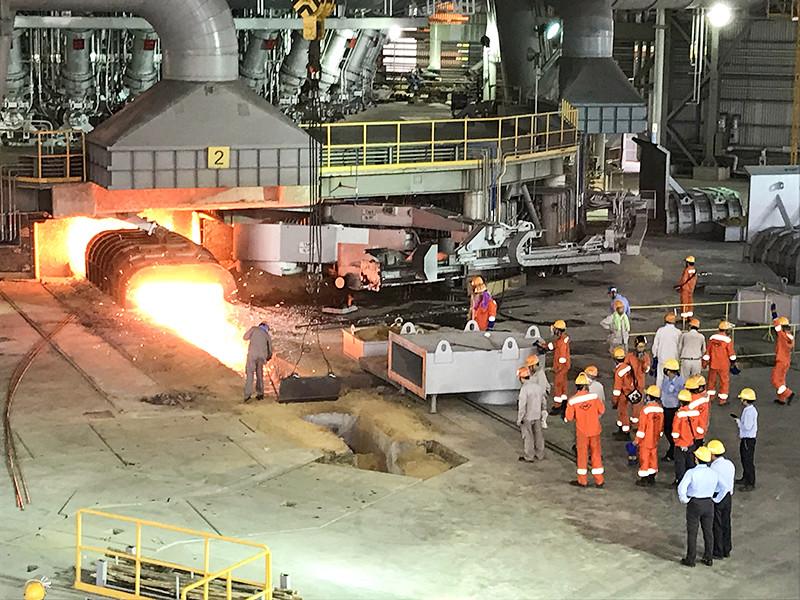 台塑越南河靜鋼鐵廠