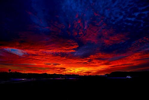landscape outdoors arizona tempe tempetownlake sunset city nikon nikkor mirrorless nikonz7 nikonz hdr colorful sky sun clouds