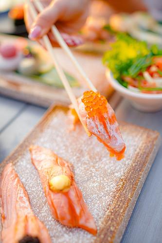 บุฟเฟ่ต์อาหารญี่ปุ่น Kokulo Beach Club เขาหลัก