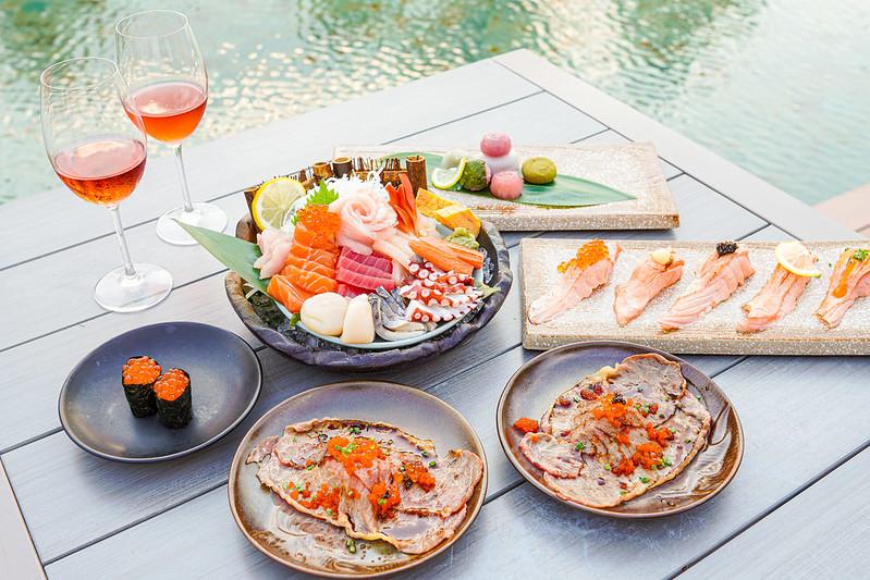 อาหารญี่ปุ่น ตะกั่วป่า