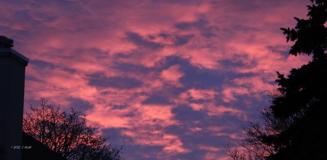 Sunset- Dec 12