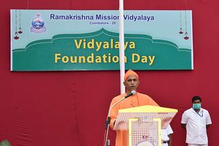 Vidyalaya Foundation Day 2021 : Photo Gallery