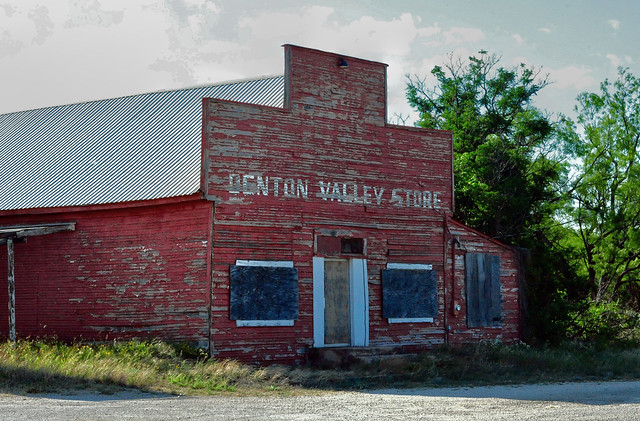 Denton Valley Store - South of Amarillo