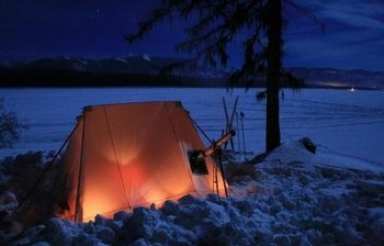 Палатки для зимней рыбалки