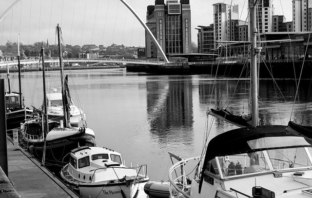 Boats on the River Tyne  IMG_1705