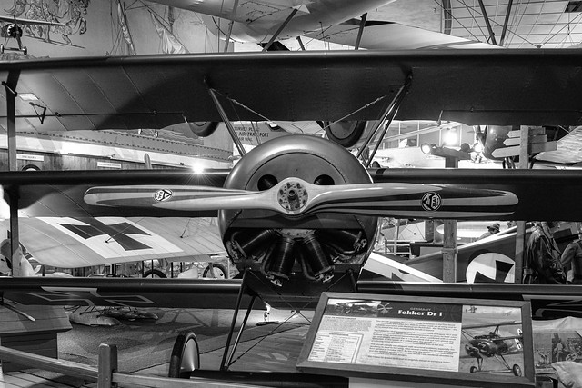 Air&Space Museum 2020-Fokker DR 1