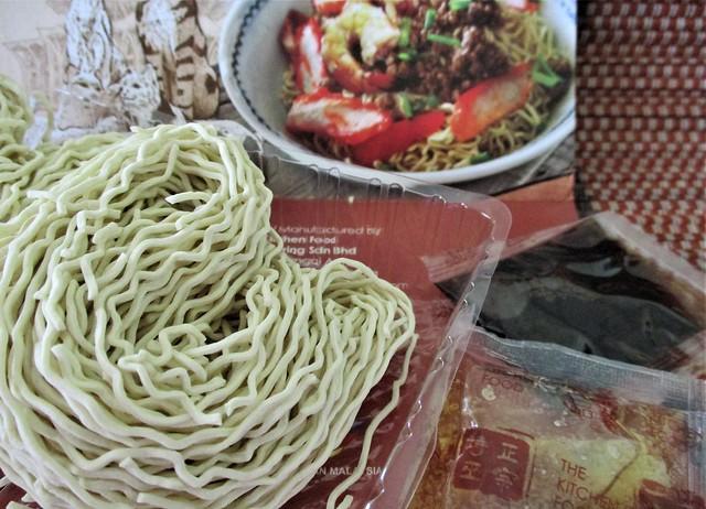 Noodles & sachets