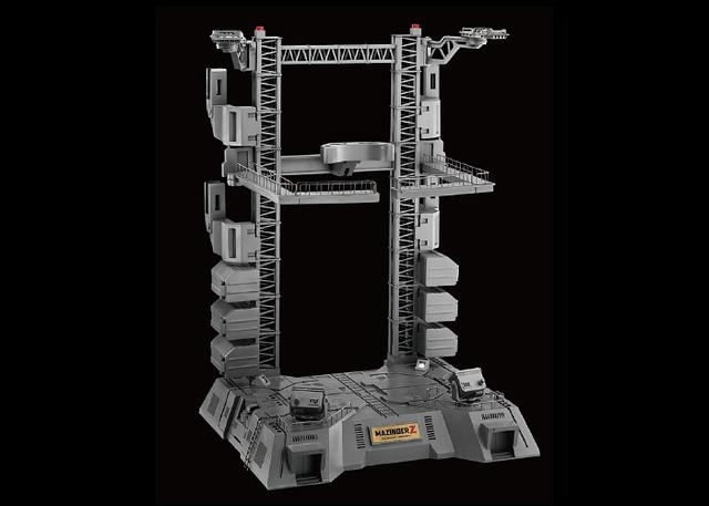 來做75公分高的魔神吧!「鐵之城 無敵鐵金剛」雜誌重磅登場!