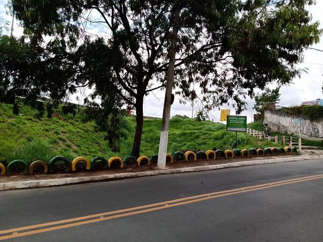04/02/2021. SLU - Ponto Limpo. Fotos: Divulgação/SLU