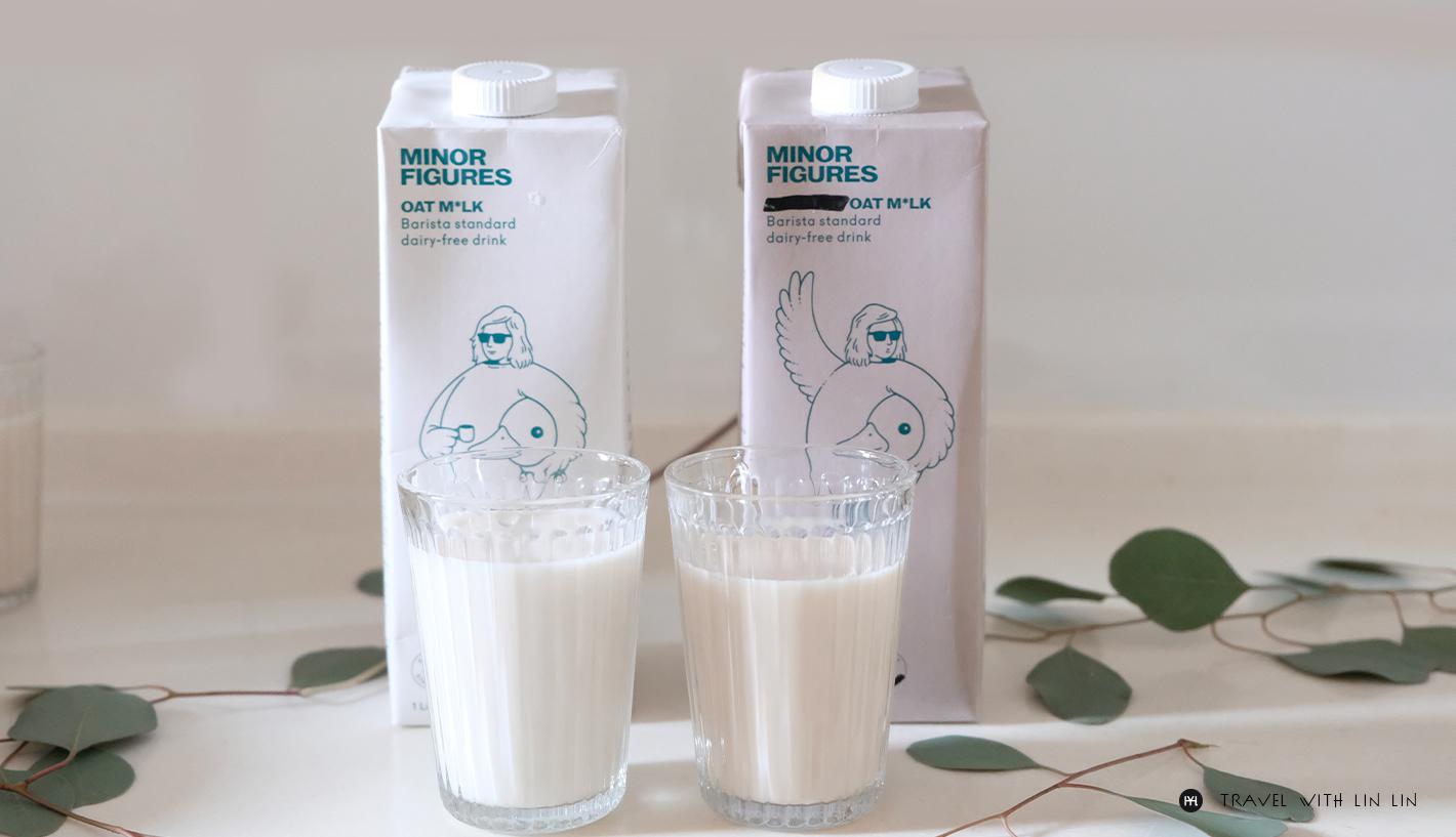 小人物燕麥奶11