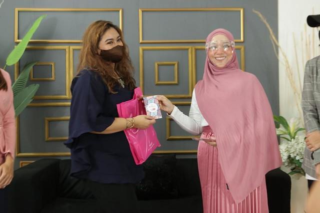 Kunjungan Silaturahim Seri Lady & Duta Intan Ladyana Menyantuni Ibu Tunggal
