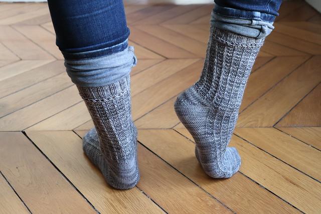 Yin Yang Yoga socks