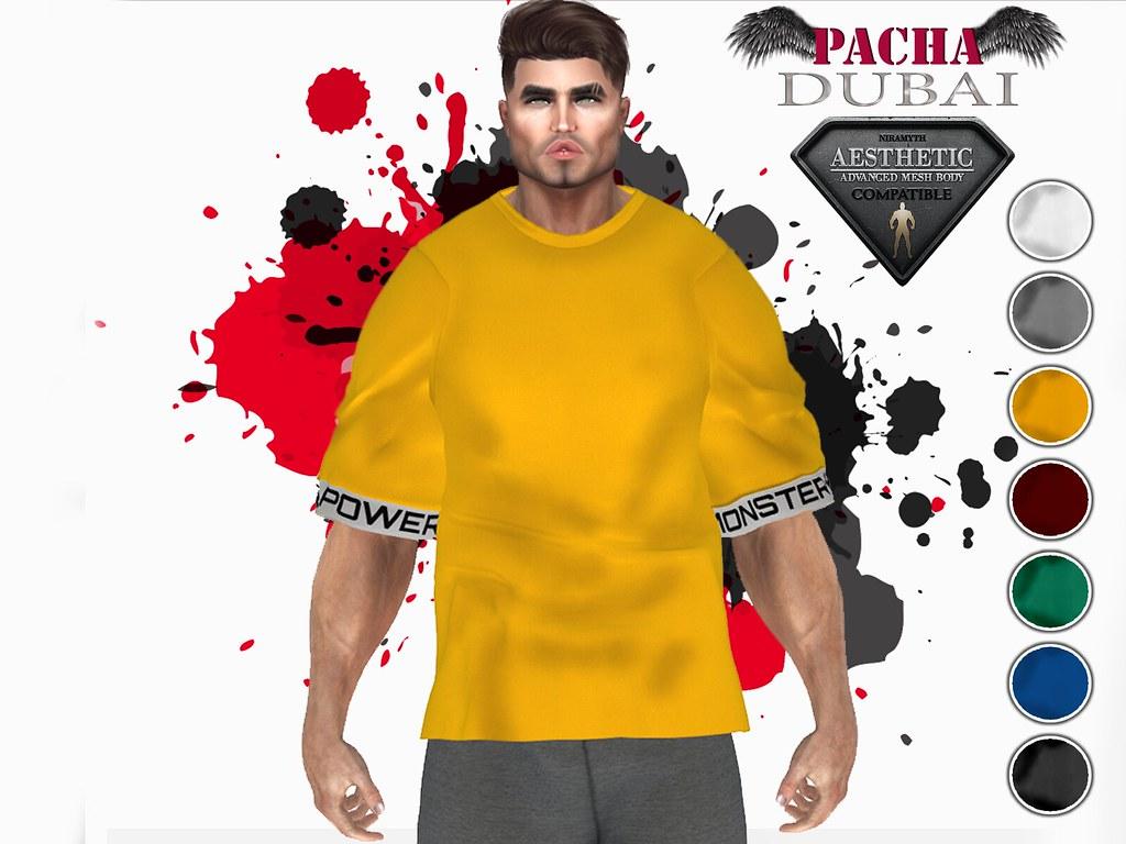 PACHA_AESTHETIC_Shirt_Free style