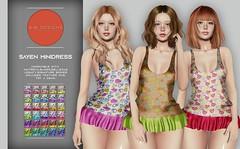 KiB Designs - Sayen Minidress @4Seasons 8th feb
