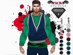 PACHA_AESTHETIC_ Shirt &Vest Sport