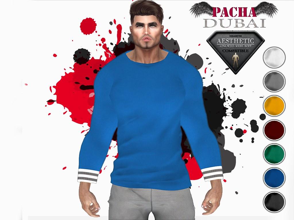 PACHA_AESTHETIC_BODY Shirt