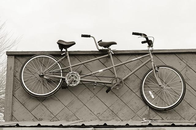 Bike Shop Sign