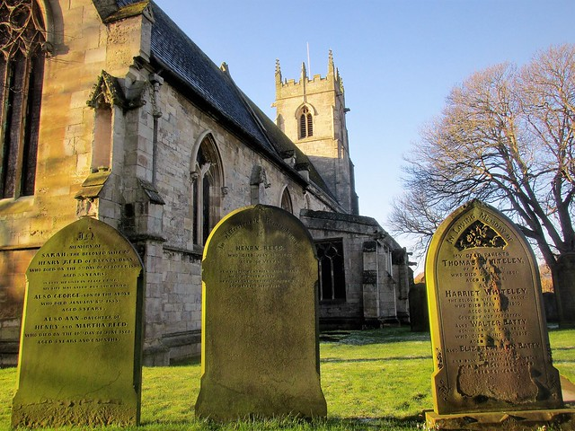St Peter and St Paul...Barnby dun.