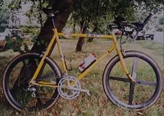 Triatlonová kola Jana Strangmüllera