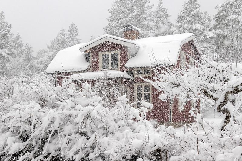 Winter at Sveaborg