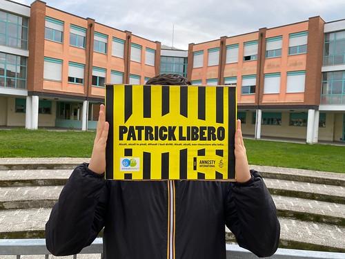 Le scuole per Patrick Zaki