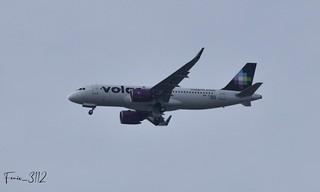 Volaris Airbus A320neo (F-WWIB XA-YRT MSN10334) (04/02/2021)
