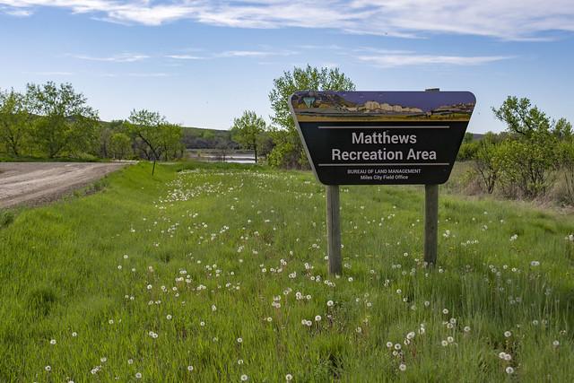 Matthews Recreation Area