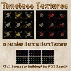 TT 12 Seamless Heart to Heart Timeless Textures